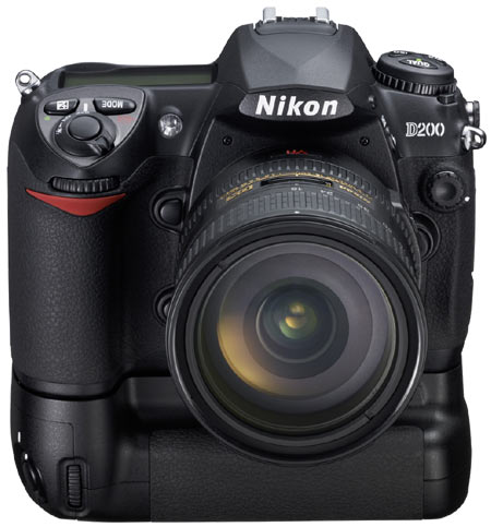 Economic Research: Nikon D200